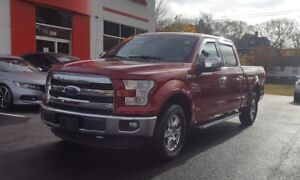 2015 Ford F-150 Lariat, Long Wheel Base Extended Warranty + Main