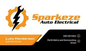Mobile Auto Electrician/Airconditioning FREE CALL OUT Byford Serpentine Area Preview