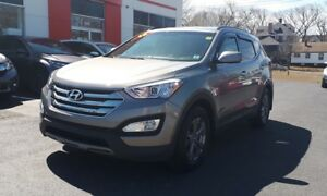 2015 Hyundai Santa Fe Sport XM Radio, Bluetooth Remaining Warran