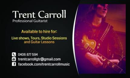Inner West Guitar Lessons Ashfield Ashfield Area Preview
