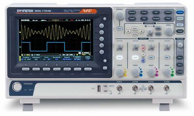Instek Gds-1104b 100mhz 4-channel Digital Storage Oscilloscope