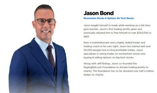 Raging Bull Trading Course Bundle - Jason Bond | Kyle Dennis | Nathan Bear