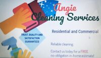 Cleaning lady available in  Burlington area
