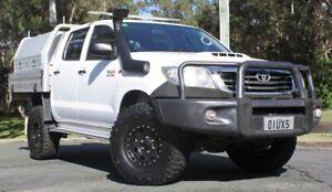 2011 TOYOTA SR 4X4 HILUX RWC REGO Southport Gold Coast City Preview