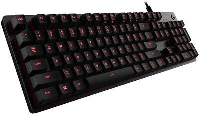 Logitech G413 Mechanical Gaming Keyboard - Carbon (Black)