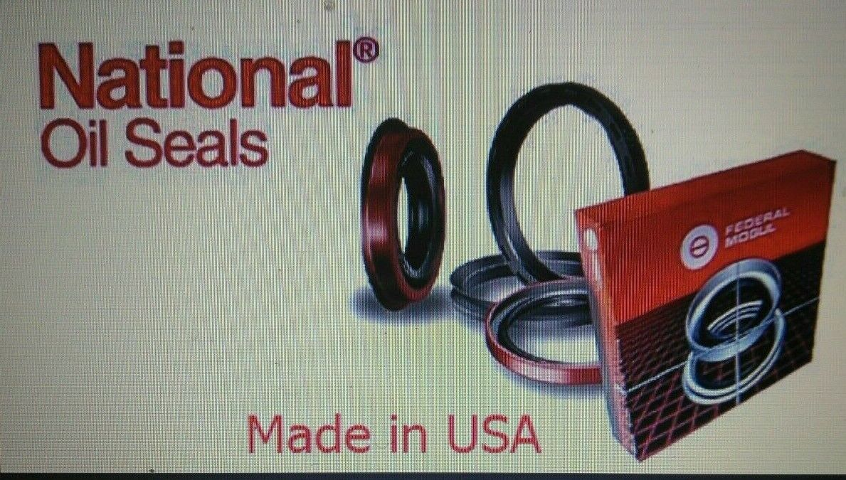 WHOLESALE LOT - NEW Assorted National Oil Seals