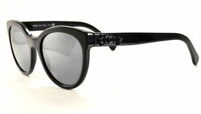 CHANEL 5315 c. 501/26 Cat Eye Black /Gray Lenses Gradient (Chanel Cat Eye)
