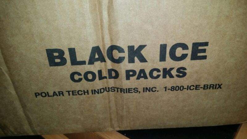 "POLAR TECH TP 6/MS Cold Pack, 4"" x6"" W, PK 48 ""FAST FREE SHIPPING"""
