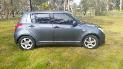 2007 Suzuki Swift Hatchback Shepparton 3630 Shepparton City Preview