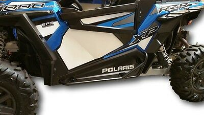 Polaris 2014-2020 RZR 900 Trail, 900-S, XP1000 & Turbo Nerf Bars Steps - Black