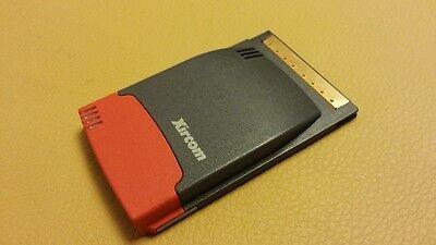 Xircom CreditCard ISDN PCMCIA (CI-Euro) CARTE ISDN