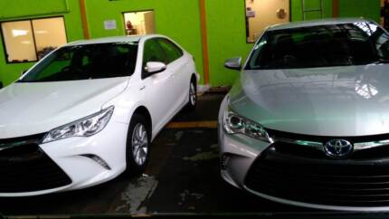 Toyota Hybrid Cars for Rent UBER, OLA, Taxify - A K Rent A Car Lakemba Canterbury Area Preview