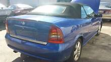 2004 Holden Astra Convertible Toowoomba Toowoomba City Preview