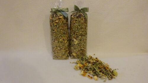 2pk Potpourri Orange Bits-Guatemala Sunflower-Verbena-Yield 48ozs NO FILLER-Rare