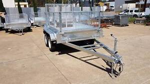 $3000 Brand New 8x5ft Hot-dip Galv Tandem Trailer Wingfield Port Adelaide Area Preview