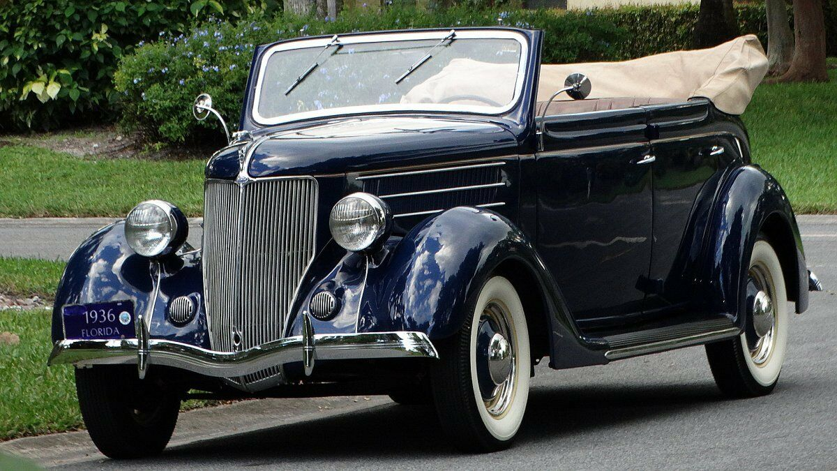 1936 Ford PHAETON HUMBACK CONVERTIBLE SEE FULL ITEM DESCRIPTION BELOW 1936 FORD PHAETON HUMPBACK CONVERTIBLE GORGEOUS EXAMPLE IN SHOW READY CONDITION