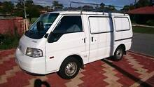 2004 Mazda E1800 Van 3 seater Hillarys Joondalup Area Preview