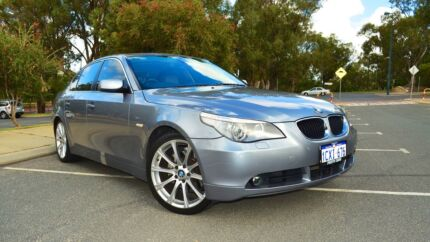 Excellent condition 2005 BMW 530i Xenon, Navi, Bluetooth, Leather Alkimos Wanneroo Area Preview