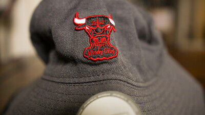 Chicago Bulls Bucket hat XL New With Tags!
