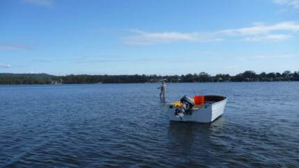 """13'-00"""" Allycraft Runabout Heathcote Sutherland Area Preview"""