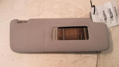 02 Mercedes-Benz CLK430 RIGHT sun visor 2088102010 7D52 (torn at top RH - Torn Visor