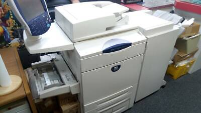 Xerox Docucolor 250 Xerox Sfn-4 Finishing Machine Fiery Controller