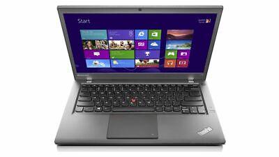 "Lenovo ThinkPad Ultrabook T440S 14"" Core i5-4300U 1.9GHz 8GB 256GB Win10 Laptop"