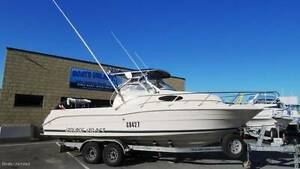 CruiseCraft Outsider 685 AWESOME OFFSHORE FISHING DIVING RIG Wangara Wanneroo Area Preview