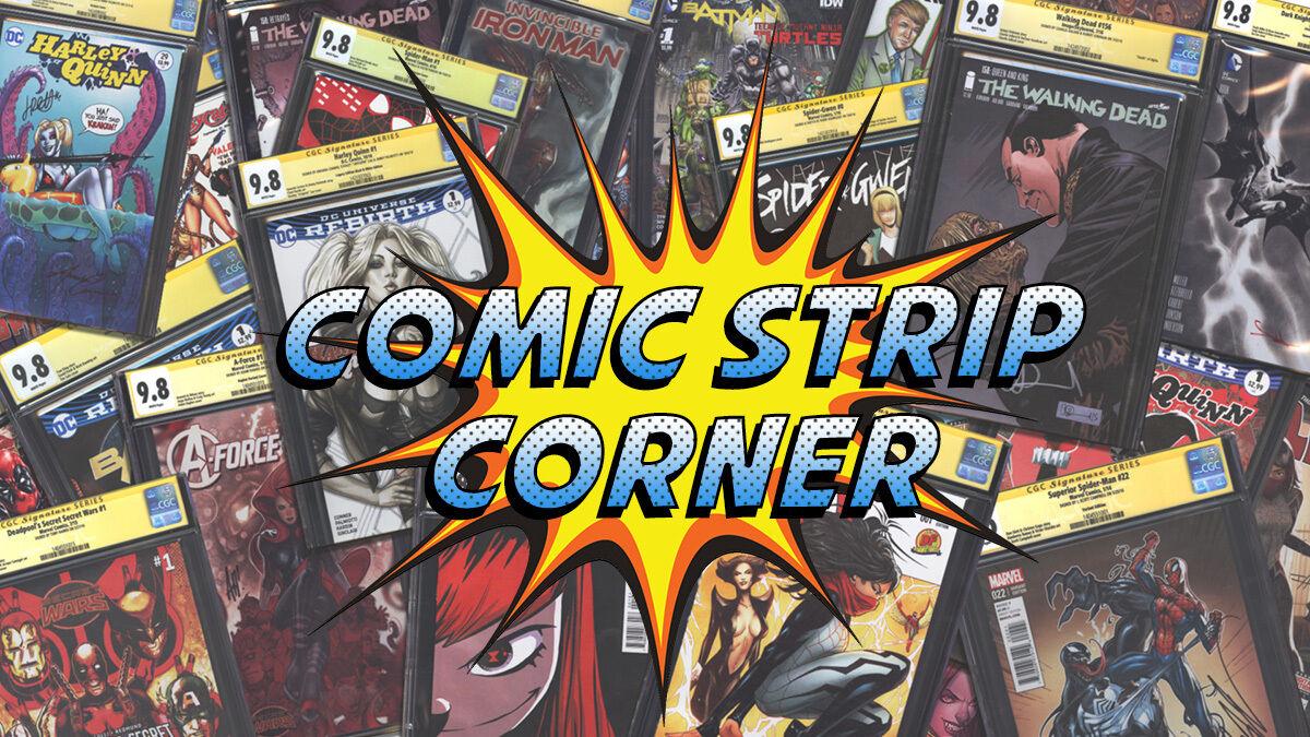 Comic Strip Corner
