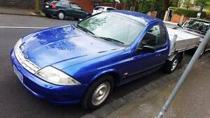 2000 Ford Falcon Ute With RWC St Kilda East Glen Eira Area Preview