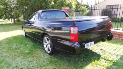 Holden Commodore VY Black Ute Forrestfield Kalamunda Area Preview