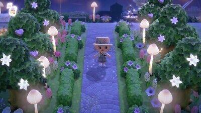 Star Fragment Tree Celeste CUSTOM Tree 20/30/40 Animal Crossing New Horizon