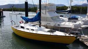 Swanson 32ft F/glass Sloop Top Condition. Portsmith Cairns City Preview