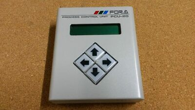 FORA PCU-20 REMOTE CONTROL UNIT VIDEO Remote Unit-video