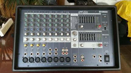Yamaha EMX312SC 300 Watt 12-Channel Powered Mixer Yagoona Bankstown Area Preview