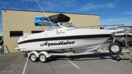 Northshore 650 CR FAMILY FISHING DIVING HUGE OPEN DECK