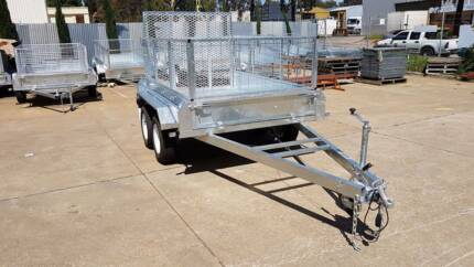 $3000 Hot-dip Galv 8x5ft  Tandem Trailer Brand New on road