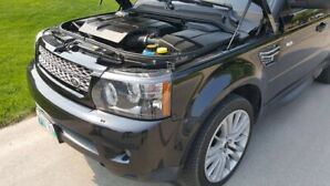 2012 Range Rover Sport Luxury Package