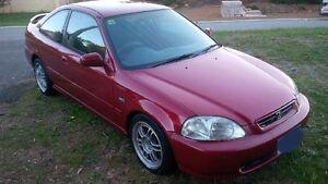 1997 Honda Civic Coupe Mount Nasura Armadale Area Preview