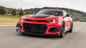 2019 Chevrolet Camaro ZL1 Only 275 ZL1 to be produced for Can...