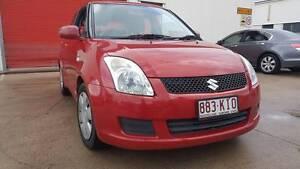 2007 Suzuki Swift Hatchback, safety certificate, 6 months rego Yeerongpilly Brisbane South West Preview