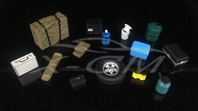 Suv Car Model Parts Set 1 18   Small Gift