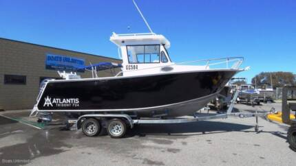 TRIDENT 724 FISHING FAMILY DIVING ALL ROUNDER