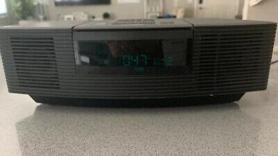Bose Wave Radio CD Player Alarm Clock AWRC-1G Excellent Condition!