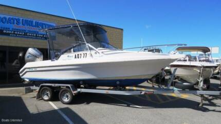 FRASER 625 GREAT FISHING, DIVING ALL ROUNDER **2ND CHANCE