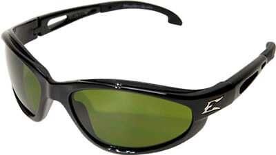 Edge Eyewear Dakura Safety Glasses Ir Green Shade Welding Lens Shade 3 Or 5