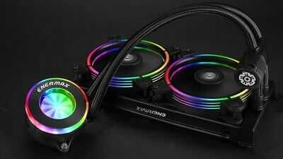 3x Enermax RGB-Gehäuselüfter für Enermax Liqfusion 120mm / 240mm / 360mm