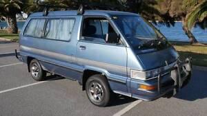 Toyota Tarago YR31  - 4 Wheel Drive Camper Van West Lakes Charles Sturt Area Preview