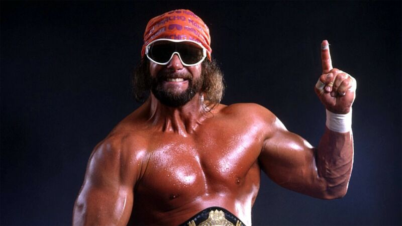 THE BEST OF MACHO MAN RANDY SAVAGE  6 DVD SET  HOGAN FLAIR RUDE