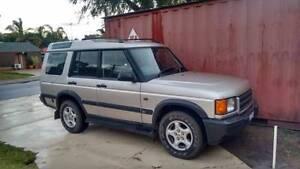 2001 Land Rover Discovery Wagon Rockingham Rockingham Area Preview